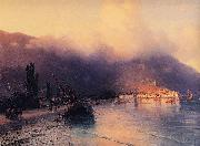 Ivan Aivazovsky View of Yalta china oil painting artist