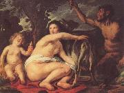 Jacob Jordaens The Childhood of Zeus china oil painting artist