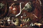 Jacopo Chimenti Still-Life oil on canvas