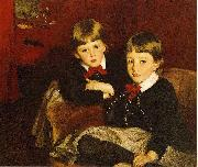 John Singer Sargent Portrait of Two Children oil painting reproduction