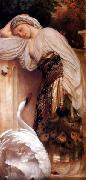 Lord Frederic Leighton Odalisque painting