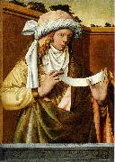 Ludger tom Ring the Younger Samian Sibyl oil