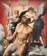 Maarten van Heemskerck The Man of Sorrows oil painting reproduction
