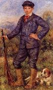 Pierre Auguste Renoir Portrait of Jean Renoir as a hunter china oil painting reproduction