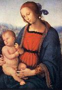 Pietro Perugino Madonna with Child oil painting