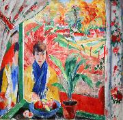 Rik Wouters Autumn oil