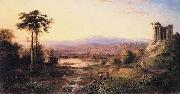 Robert S.Duncanson Recollections of Italy oil