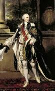 Sir Joshua Reynolds Portrait of John Stuart oil painting reproduction