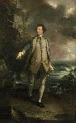 Sir Joshua Reynolds Captain the Honourable Augustus Keppel china oil painting reproduction