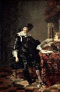 Thomas De Keyser Portret of a man oil painting reproduction
