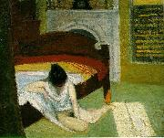 edward hopper Edward Hopper, Summer Interior oil on canvas