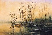 unknow artist High Water painting