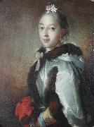 unknow artist Sophie Hedvig Raben china oil painting reproduction