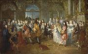 unknow artist Mariage de Louis de France china oil painting reproduction