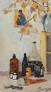 unknow artist Still life oil painting reproduction