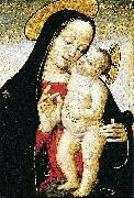 ANTONIAZZO ROMANO Madonna and Child oil painting reproduction