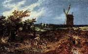 Adriaen Pietersz Vande Venne Summer oil painting reproduction