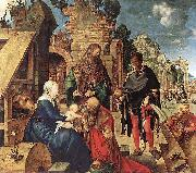 Albrecht Durer The Adoration of the Magi oil painting reproduction