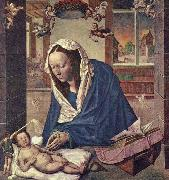 Albrecht Durer Maria mit Kind oil painting reproduction