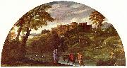 Annibale Carracci The Flight into Egypt china oil painting artist