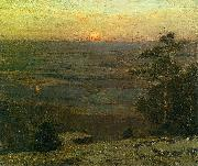 Charles Warren Eaton The Shawangunk Valley oil on canvas