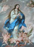 Claudio Jose Vicente Antolinez Inmaculada oil on canvas