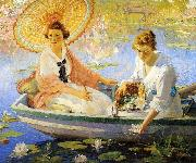 Colin Campbell Cooper Summer oil painting reproduction