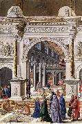 Fra Carnevale The Presentation of the Virgin in the Temple oil painting reproduction