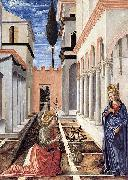 Fra Carnevale The Annunciation oil painting reproduction