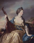 Francis Cotes Alice Countess of Shipbrook oil on canvas