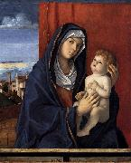 Gentile Bellini Madonna and Child oil painting reproduction