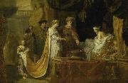 Gerard de Lairesse Antiochus and Stratonice oil on canvas