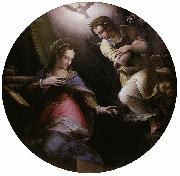 Giorgio Vasari The Annunciation oil painting reproduction