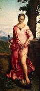 Giorgione Judith oil painting reproduction