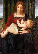 Giovanni Antonio Boltraffio Virgin and Child china oil painting artist