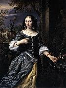 Govaert Flinck Portrait of Margaretha Tulp oil