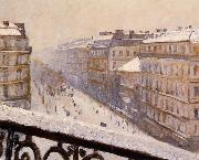 Gustave Caillebotte Private Collection oil painting reproduction
