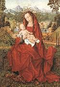 Hans Memling Virgin and Child china oil painting artist