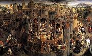 Hans Memling Scenes from the Passion of Christ oil painting reproduction