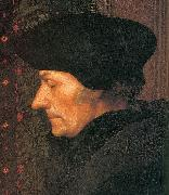 Hans holbein the younger Erasmus oil painting reproduction