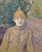 Henri de toulouse-lautrec The Streetwalker oil painting reproduction