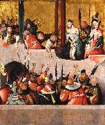 Heronymus Bosch Ecce Homo oil painting reproduction