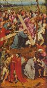 Hieronymus Bosch Christ Carrying the Cross oil painting reproduction