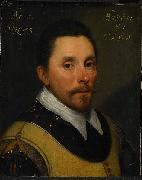 Jan Antonisz. van Ravesteyn Portrait of Joost de Zoete oil
