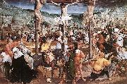 Jan provoost Crucifixion oil painting reproduction