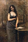 Jean Baptiste Camille  Corot Valleda china oil painting artist