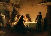 Jean Lecomte Du Nouy The supper of Beaucaire oil painting reproduction