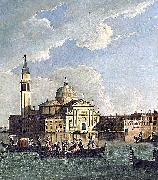 Johan Richter View of San Giorgio Maggiore china oil painting artist
