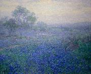 Julian Onderdonk A Cloudy Day oil on canvas