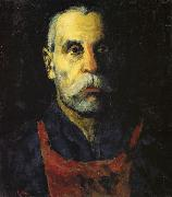 Kazimir Malevich Portrait of a Man oil painting reproduction